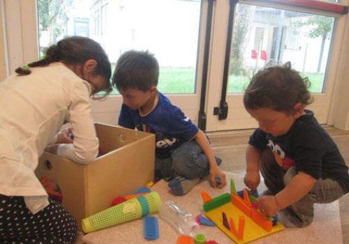Le attività del Centro Bambini e Famiglie di Novi