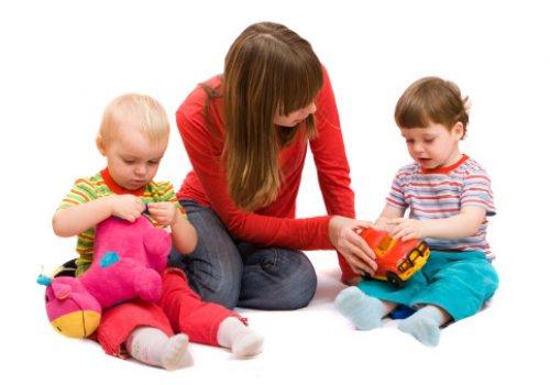 Un corso di qualificazione per baby sitter
