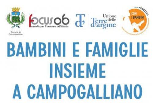 Bambini e famiglie a Campogalliano: il programma aggiornato