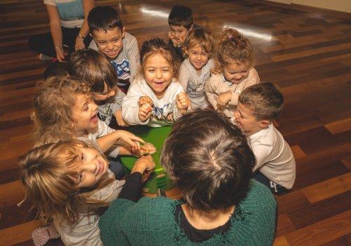 Parole ben dette: un laboratorio teatrale con bimbi dai 3 ai 6 anni